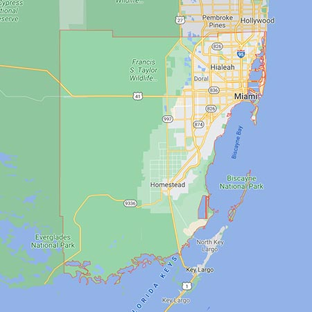 Movers in Miami-Dade County, FL