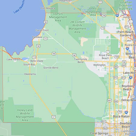 Movers in Palm Beach County, FL